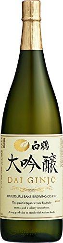 白鶴 大吟醸 1800ml 白鶴酒造 白鶴 大吟醸 1800ml