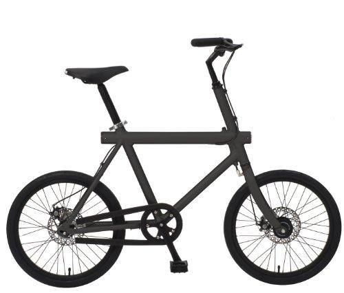 VANMOOF(バンムーフ) クロスバイク 20インチ Noir 2.2 内...
