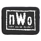 ニュー・ワールド・オーダー NWO New World Order 13インチ / 15インチ 保護ケース ノート パソコン 耐衝撃 スリーブ 手提げカバン 男女兼用 コンピューターバッグ ファッション 多機能 大容量 ブラック