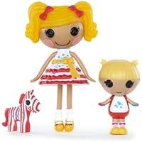 Lalaloopsy Mini Littles Doll, Spot Splatter Splash/Scribbles Splash by Lalaloopsy [並行輸入品]