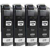 LC211BK ブラック4個セット ICチップ付き BROTHER 互換インク ( LC211-4PK のブラックを4個) 残量表示可能  ( LC211BK ×4 )  対応機種:DCP-J963N-B DCP-J963-W DCP-J762N DCP-J562N MFC-J880N MFC-J730DN MFC-J730DWN MFC-J830DN MFC-J830DWN MFC-J900DN MFC-J900DWN MFC-J990DN MFC-J990DWN  [ ZAZ FFPパッケージ(211BK) 〕