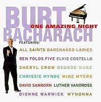 One Amazing Night by Burt Bacharach (1998-11-17)