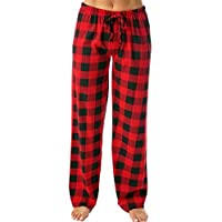 Just Love Women Buffalo Plaid Pajama Pants Sleepwear