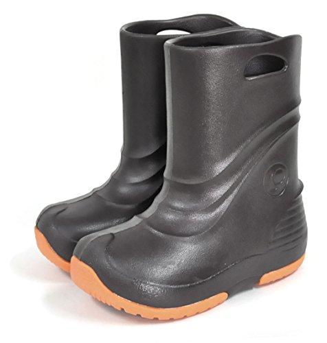 [プーキーズ] ジュニア 長靴 スノーブーツ兼用レインブーツ PK-EB520