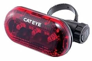 キャットアイ(CAT EYE) 3モードフラッシングライト レッド TL-LD130-R