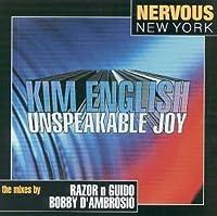 Unspeakable Joy [12 inch Analog]