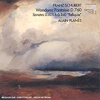 Wanderer Fantasy / Piano Sonatas D625 & 840