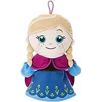 ディズニー アナと雪の女王 ハンドパペット アナ 全長28cm