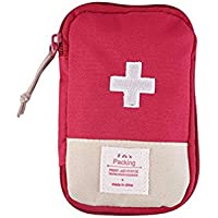 First Aid Bag,Empty First Aid Pouch,Mini Portable Medical Bag for Outdoor Camping Hiking Travel Emergency