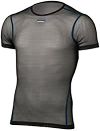 ファイントラック パワーメッシュTシャツ ブラック FUM0812 メンズ L