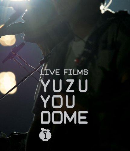 LIVE FILMS YUZU YOU DOME DAY1  ~二人で、どうむありがとう~ [Blu-ray]