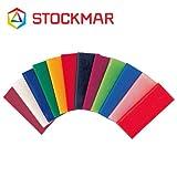Stockmar(シュトックマー社) 蜜ろう粘土 12色12枚セット 250g【ST51202】