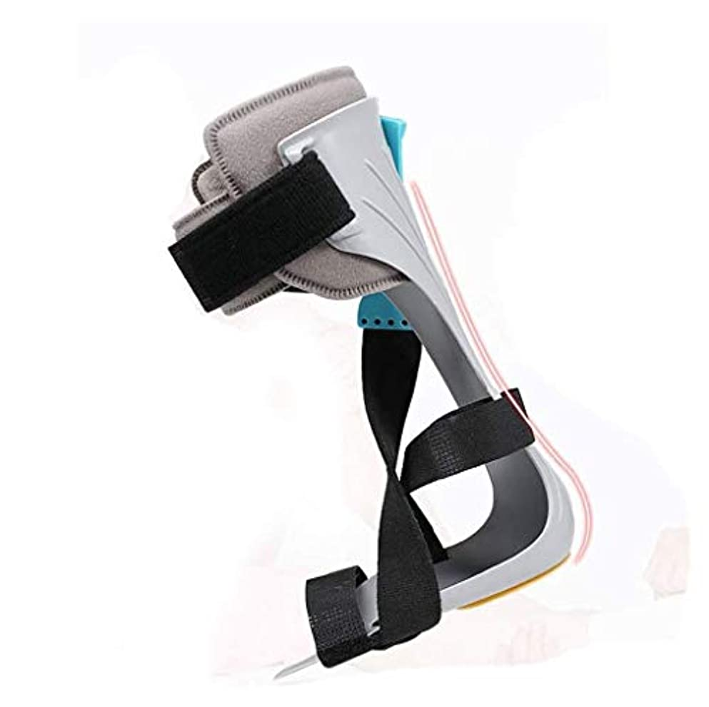 膝の足首の装具、サポート下肢装具、半月板の涙の膝装具、サポート下肢装具調整可能な足
