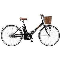 SUISUI(スイスイ) 電動自転車 KH-DCY110 ダークグリーン 26インチ 折りたたみ変速なしシティ 28411-4123