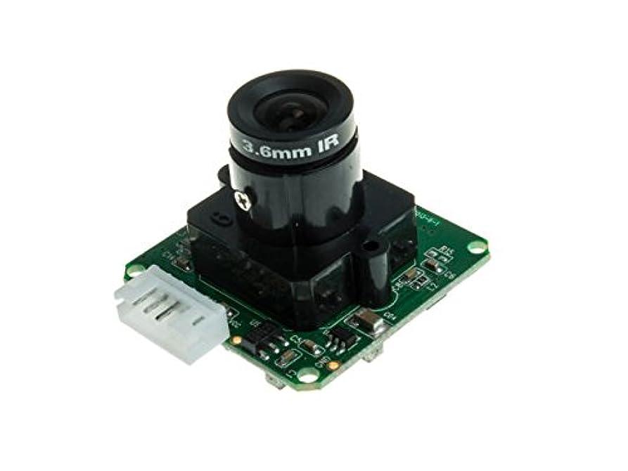 リレー楽観的占めるJPEGカラーカメラのシリアルUARTインタフェース(TTLレベル)