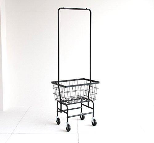 RoomClip商品情報 - ANH-2738BK 【 カートハンガー 】 アンセム 【 anthem Cart Hanger 】 アンセムシリーズ 洋服掛け ワゴン 幅57cm