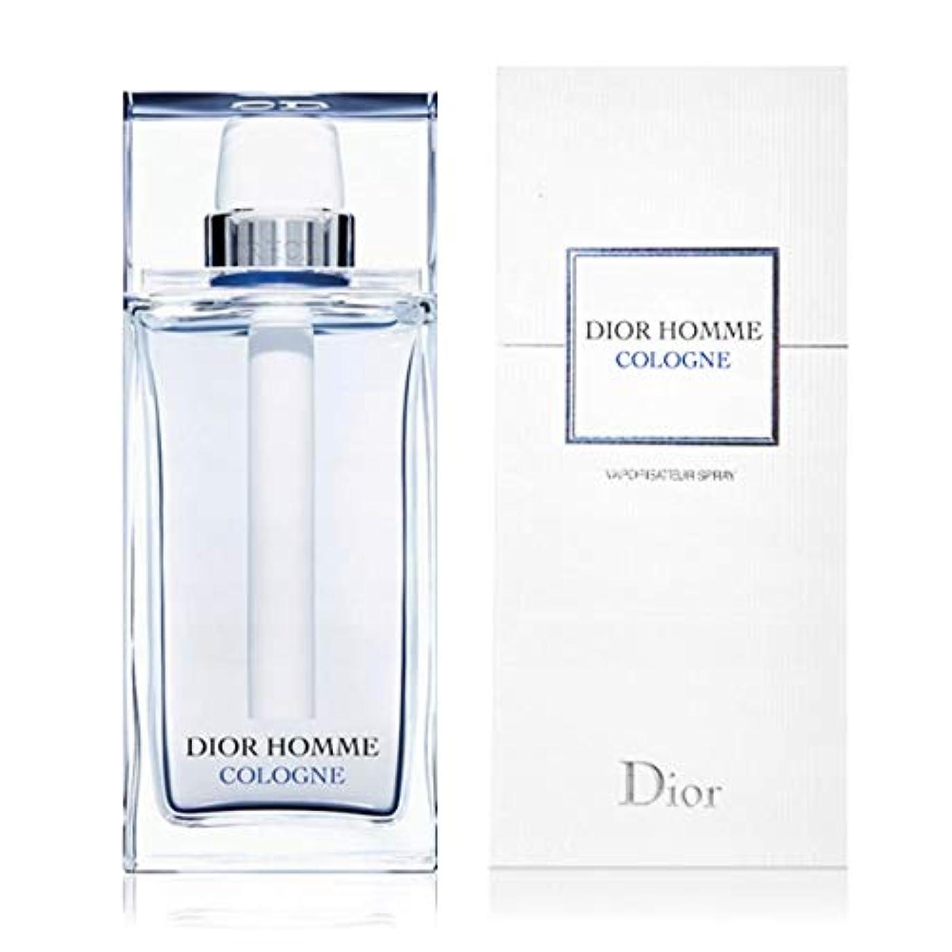 在庫スペイン違反するクリスチャン ディオール(Christian Dior) ディオール オム コロン オード トワレ 75ml[並行輸入品]