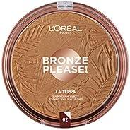 L'Oréal Paris Glam Bronze La Terr