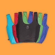 ZEROBAG 2.0 [5 PACK] - The Strongest, Long Life, Machine Washable, Reusable Bag on the market. Designed In NZ