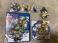 新品 Nippon1.jpショップ』限定版 PS4 ハコニワカンパニワークス 初回特典 非売品 サウンドトラック ラバーストラップ 缶バッジ3種類