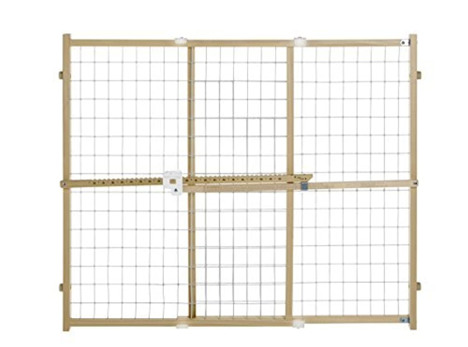 North States Supergate Quick-Fit Wire Mesh Gate by North States [並行輸入品]