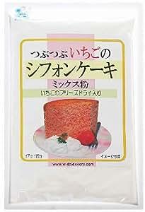 私の台所 いちごのシフォンケーキミックス粉 160g