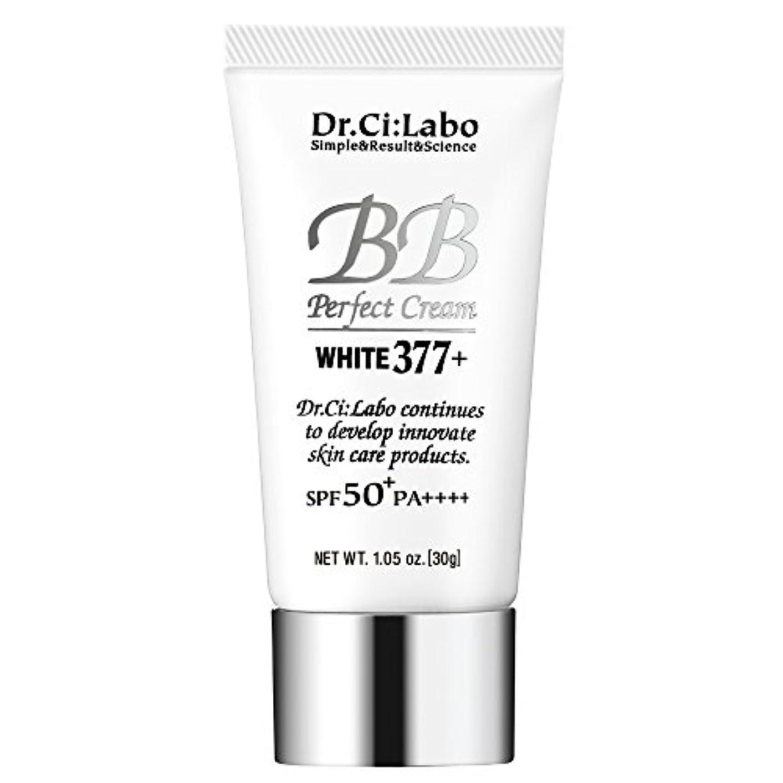質素な一方、警告ドクターシーラボ BBパーフェクトクリーム ホワイト377+ 30g 多機能ファンデーション 化粧下地