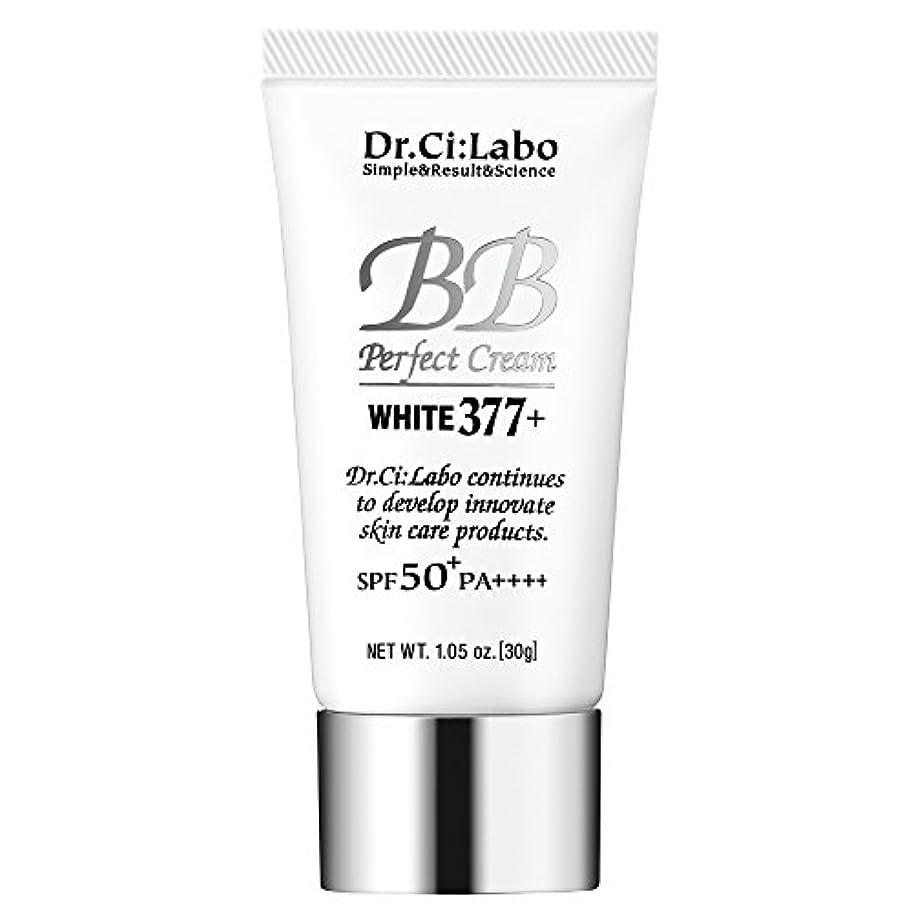 直径積極的に適切なドクターシーラボ BBパーフェクトクリーム ホワイト377+ 30g 多機能ファンデーション 化粧下地