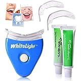 歯ホワイトニング器 歯 美白 美歯 口腔 ケア ゲル 歯美白器 美歯器 口腔ゲルキット  人気 口腔洗浄ツール 口腔衛生 ライト付き 歯を白くする