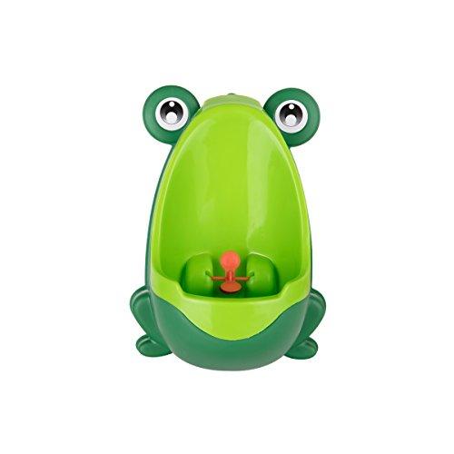 小便器 男児 トイレトレーニング 幼児 男の子 子供便器 カエル 壁掛け式