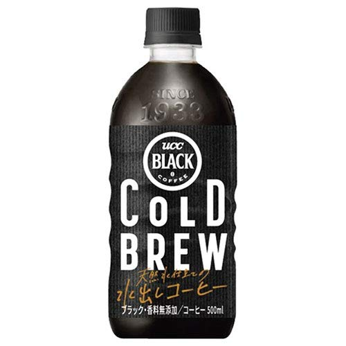 BLACK COLD BREW 500ml ×24本