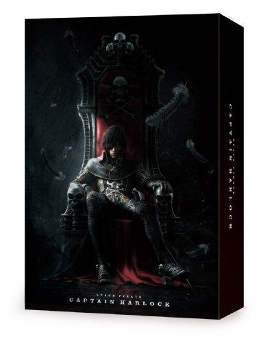 キャプテンハーロック 完全初回限定生産 特別装飾版Blu-ray 3・・・