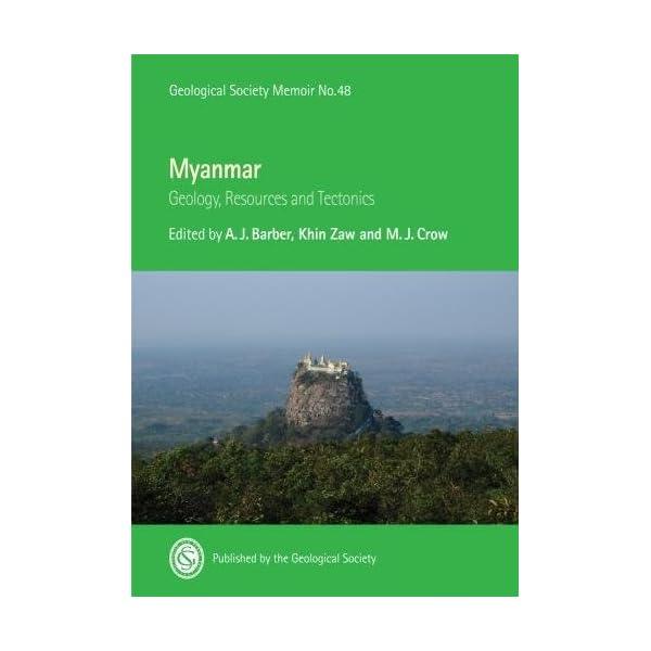 Myanmar: Geology, Resour...の商品画像