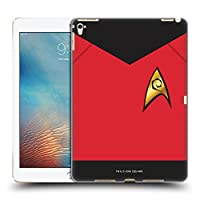 オフィシャルStar Trek オペレーションズ ユニフォーム&バッジ TOS iPad Pro 9.7 (2016) 専用ハードバックケース
