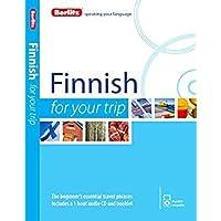 Berlitz Finnish For Your Trip【洋書】 [並行輸入品]