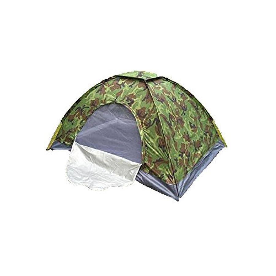 巧みなスロー守銭奴Wppolika 屋外キャンプピクニックテント日焼け防止テントインストールが簡単ポータブルスペース大構造安定性200 * 150 * 110センチ