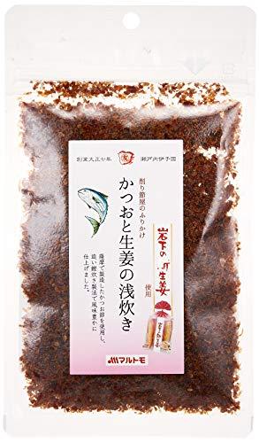マルトモ かつおと生姜の浅炊き 45g ×10個