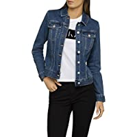 Calvin Klein Women's Denim Trucker Jean