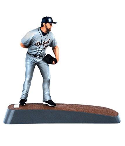 MLB 2016/ デトロイト・タイガース ジャスティン・バーランダー 6インチ フィギュア