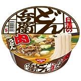 日清のどん兵衛 肉うどん 2ケース(87g×24個)