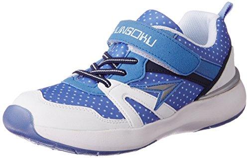 [シュンソク] 運動靴 LEMONPIE CREAMLEJ 3510 NB ネイビー 22 E