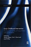 Early Childhood Intervention (Evolving Families)