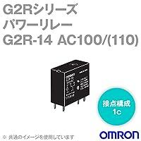 オムロン(OMRON) G2R-14 AC100/(110) パワーリレー NN