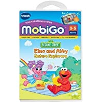 VTech MobiGo Software - Elmo and Abbey; Nature Explorers おもちゃ (並行輸入)