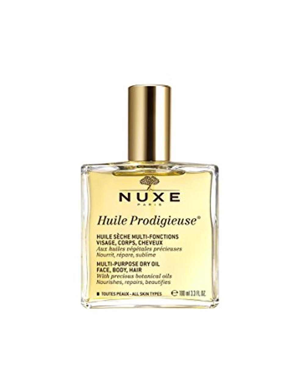 ニュクス(NUXE) 新処方 プロディジューオイル 100ml 国内正規品