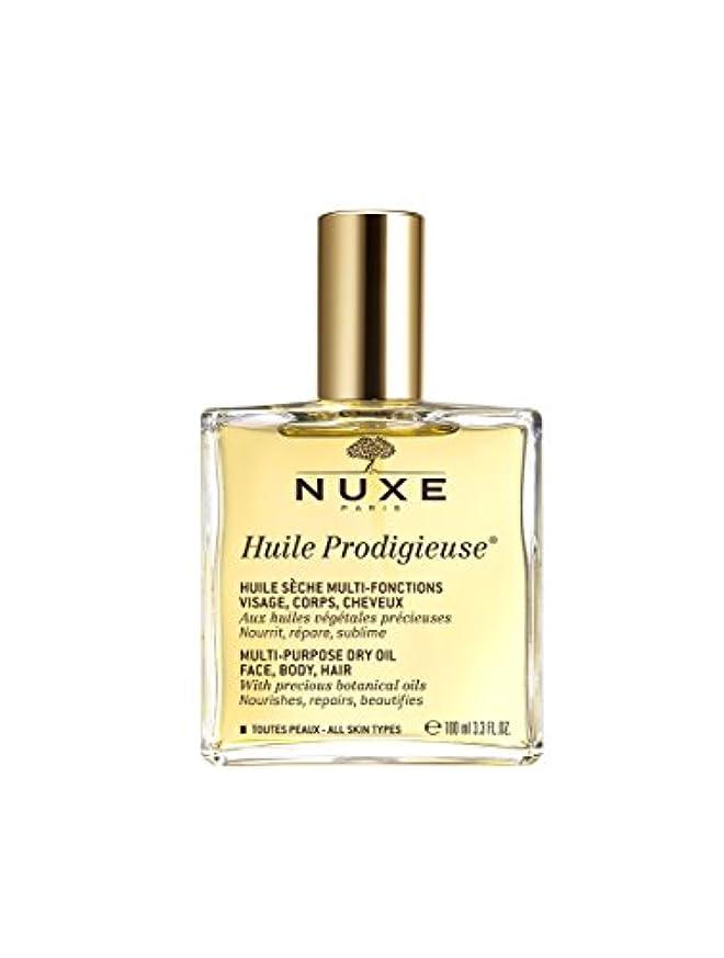 一般化する期間移動ニュクス(NUXE) 新処方 プロディジューオイル 100ml 国内正規品