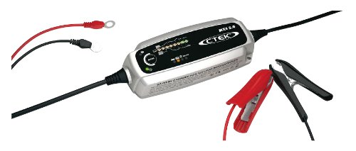 CTEK(シーテック) バッテリーチャージャー&メンテナー 4.3A MXS5.0JP
