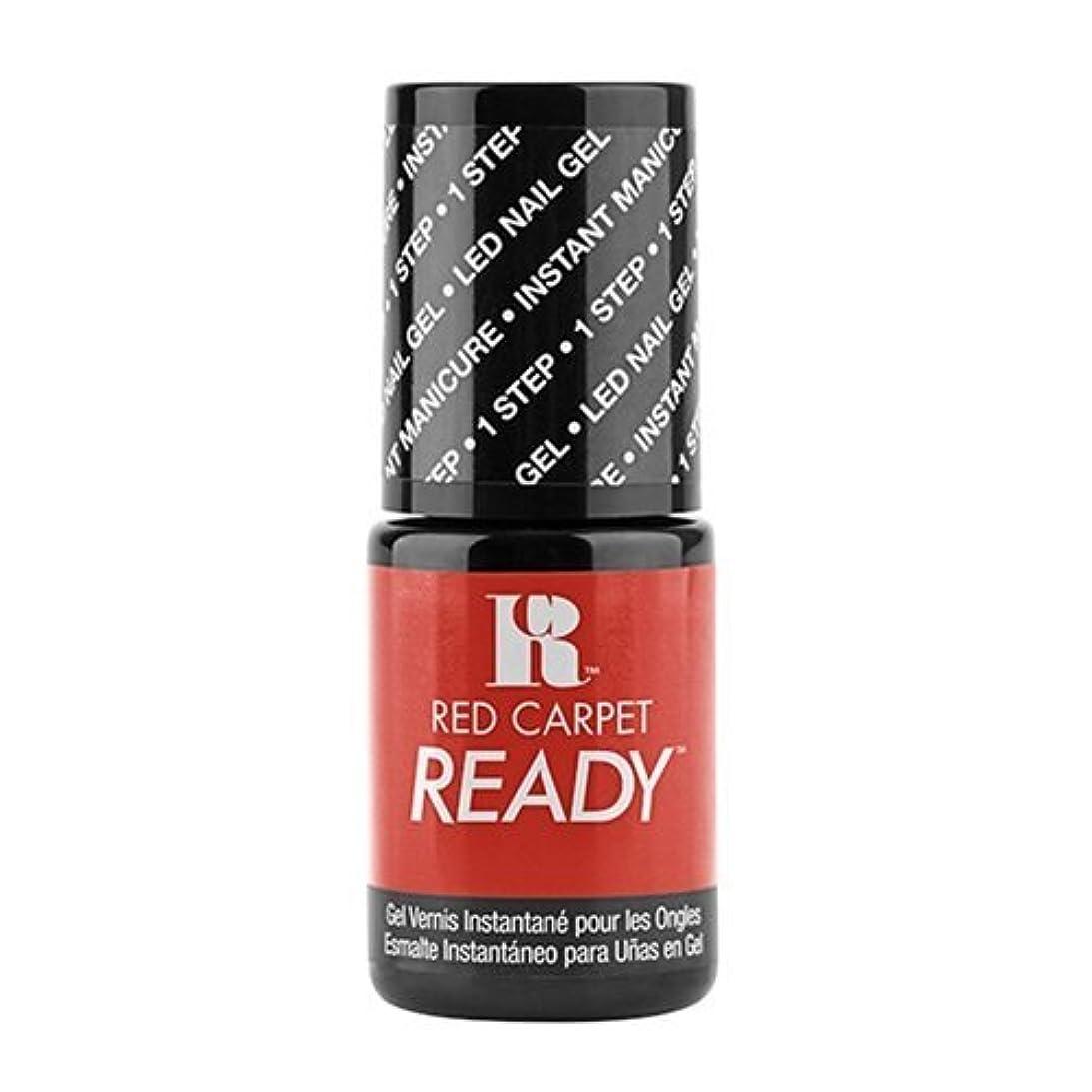 オーバードローキャラクター安定Red Carpet Manicure - One Step LED Gel Polish - Photo Bomb - 0.17oz / 5ml