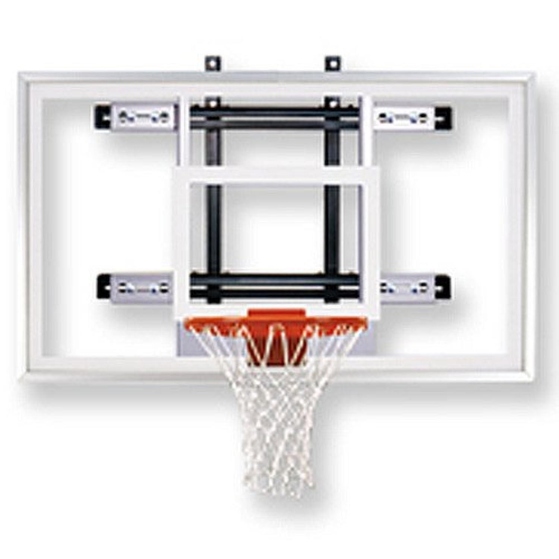 最初チームpowerMOUNT選択壁掛け式バスケットボールフープと60インチアクリルBackboard