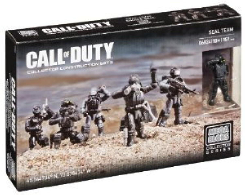Mega Bloks (メガブロック) Call of Duty Seal Team ブロック おもちゃ (並行輸入)